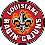 Louisiana Lafayette Ragin Cajun