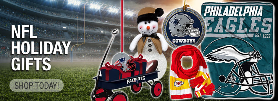 NFL 2019 Holiday Banner