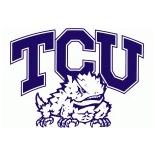 Texas Christian Horned Frogs