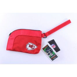 Cheap Kansas City Chiefs Jersey Stadium Wristlet Kansas City Chiefs NFL  for cheap