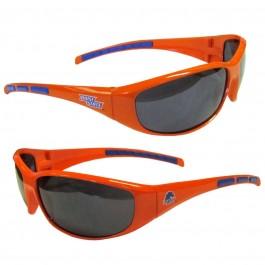 Boise State Broncos Wrap 3-Dot Sunglasses