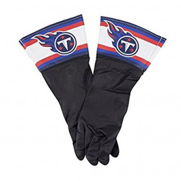 NFL Licensed Tennessee Titans Latex Dish/Cleaning Gloves