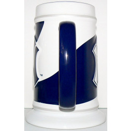MLB Officially Licensed New York Yankees 28 Ounce Sculpted Ceramic Stein