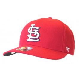 MLB Licensed St Louis Cardinals '47 Brand Bull Pen MVP Hat Cap Lid Toque