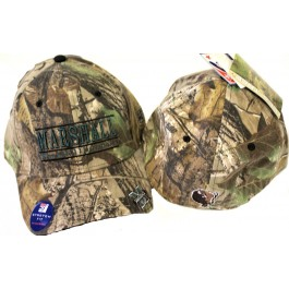 "Marshall ""The Herd""  Realtree Camo Flex Fit Hat"