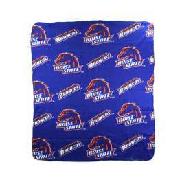 Boise State Broncos Repeater Fleece Throw Blanket