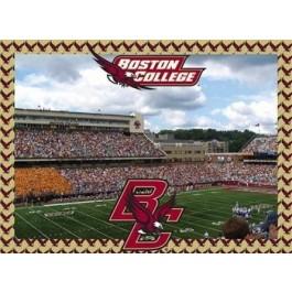 Boston College 500 Piece Puzzle
