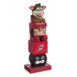 Carolina Hurricanes Tiki Totem
