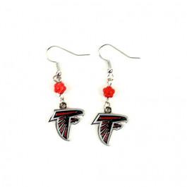 9c69e479 Atlanta Falcons Sophie Dangle Earrings - Atlanta Falcons - NFL