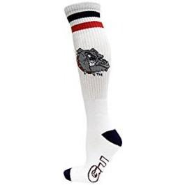 Gonzaga Bulldogs Tube Socks White