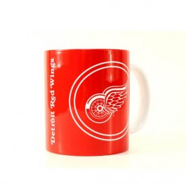 Detroit Red Wings 11 Oz Ceramic Full Wrap Mug