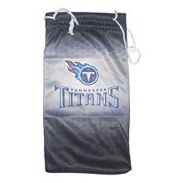 Tennessee Titans Drawstring Microfiber Glasses Pouch