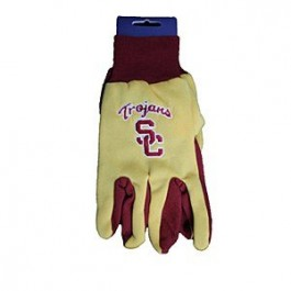Southern California Trojans Team Color Utility Gloves
