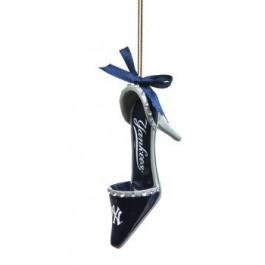 New York Yankees Team High Heel Shoe Ornament