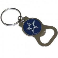 Dallas Cowboys Bottle Opener Keychain