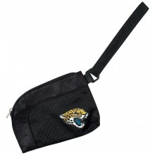 NFL Officially Licensed Jacksonville Jaguars Stadium Wristlet Purse Handbag