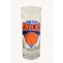 NBA Officailly Licensed 2oz Cordial Shot Glass (New York Knicks)