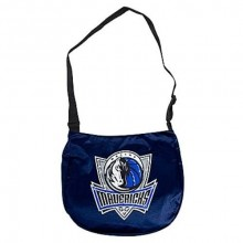 NBA Officially Licensed Dallas Mavericks Dazzle Tote Bag Purse
