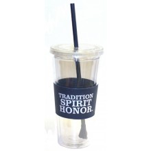 "Brigham Young Cougars ""Tradition Spirit Honor"" 22 oz Slogan Tumbler"