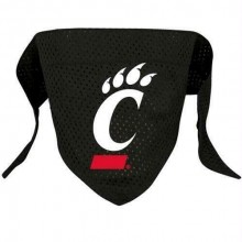 Cincinnati Bearcats Mesh Pet Bandana (Large/XL)