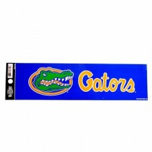 "Florida Gators 2"" X 10"" Bumper Sticker"