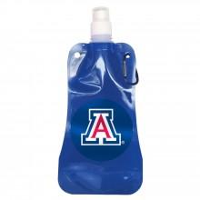 Arizona Wildcats 16oz Foldable Water Bottle