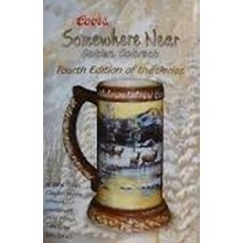 """Coors Certified """"Somewhere Near"""" Golden, Colorado 4th in Series Collectors Stein"""