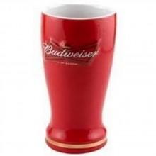 Licensed Budweiser 18 oz Pilsner Relief Mug Cup