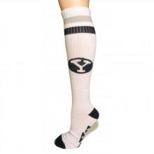 Brigham Young Cougars Tube Socks White