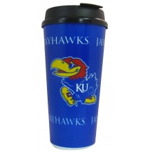 Kansas Jayhawks  32-ounce Single Wall Hype Tumbler