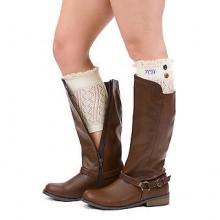 Texas Christian Horned Frogs ZooZatz Women's Boot Cuff Leg Warmers
