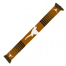 NCAA Licensed Texas Longhorns Knit Scarf