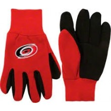 Carolina Hurricanes Utility Gloves