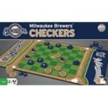 Milwaukee Brewers Team Checkers