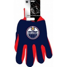 Edmonton Oilers Team Color Utility Gloves