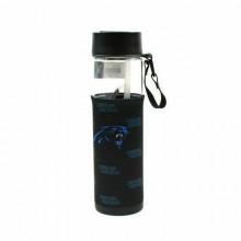 Carolina Panthers 24 oz. Neoprene Slim Tumbler Water Bottle