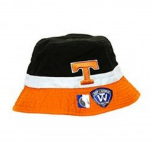 NCAA Licensed Tennessee Volunteers YOUTH Embroidered Two Tone Bucket Hat Cap Lid