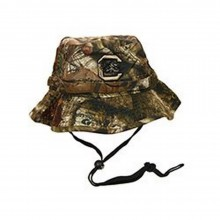 NCAA Licensed South Carolina Gamecocks YOUTH Mossy Oak Camo Bucket Hat Cap Lid