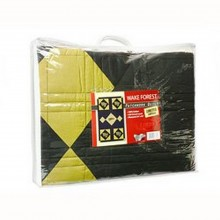 NCAA Licensed Wake Forest Demon Deacons Patchwork Quilt