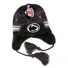 NCAA Officially Licensed Penn State Nittany Lions Toddler Gray Turbulent Knit Beanie