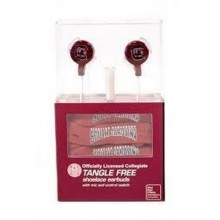 NCAA Licensed South Carolina Gamecocks Shoelace Earbuds