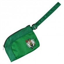 Boston Celtics Jersey Stadium Wristlet