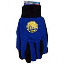 Golden State Warriors Team Color Utility Gloves