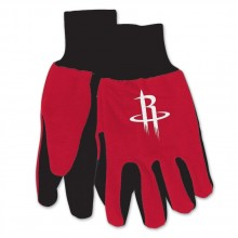 Houston Rockets Team Color Utility Gloves