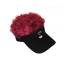 Miami Heat Flair Hair Adjustable Visor