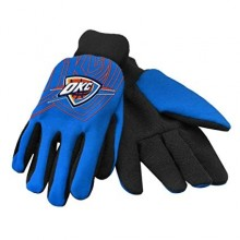 OKC Thunder Team Color Utility Gloves