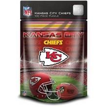 Kansas City Chiefs 100 Piece Puzzle