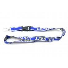 United States Navy  Breakaway Lanyard Key Chain