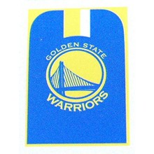 Little Earth Productions NBA Officially Licensed Golden State Warriors Fan Flag Cape Banner - 31.5x 47 Inches