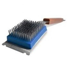 Golden State Warriors Grill Brush